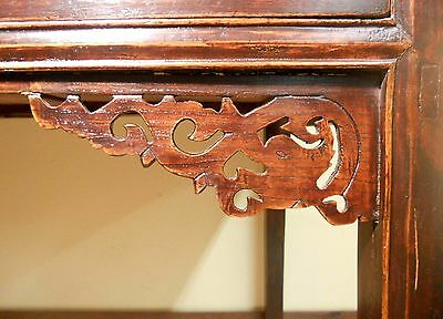 Antique Chinese Ming Desk/Console Table (5579), Circa 1800-1849 7