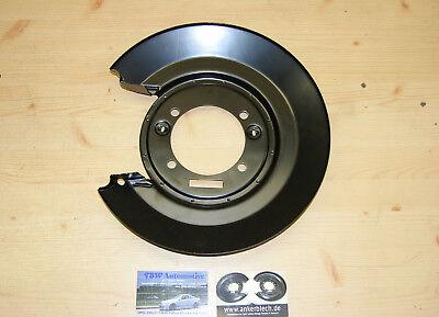 left rear brake backing plate *NEW* for Vauxhall Calibra anchor plate back cover 2