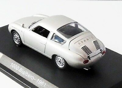 FIAT ABARTH 500 PININ FARINA  1958 1//43 IXO NEUF EN BTE VITRINE