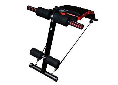 Banco de musculacion/entrenamiento plegable y ajustable marca Pro10 3