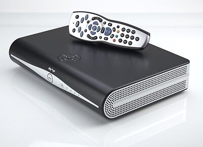 Sky Plus + Hd Box Wifi - 500Gb - Sky Amstrad Drx890W Built In Wireless On Demand 6