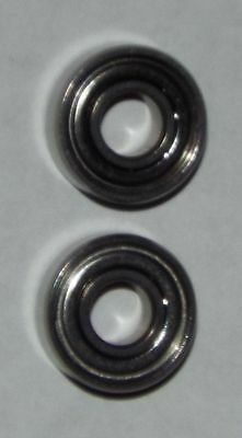 Newell 322 338 /& 344 ABEC 7 Hybrid Ceramic//Stainless Steel Ball Bearings 332