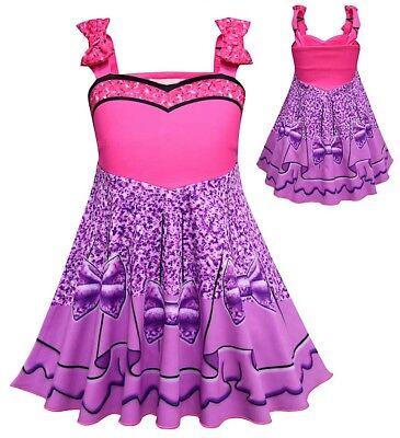 Simile Lol Super BB Vestito Carnevale Bambina Tipo Lol Dress Cosplay LOLSUBB1 SD