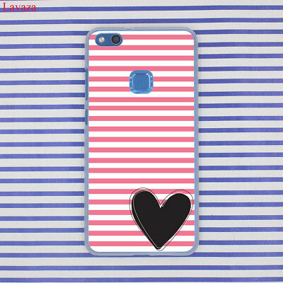 Case Covers Heart For Huawei P20 P10 P9 P8 Lite P Smart Mate 10 Lite Pro 2