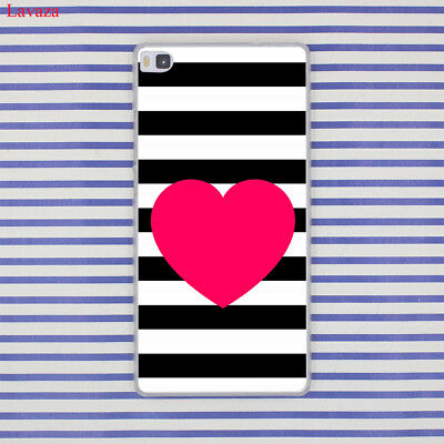 Case Covers Heart For Huawei P20 P10 P9 P8 Lite P Smart Mate 10 Lite Pro 5