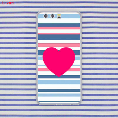 Case Covers Heart For Huawei P20 P10 P9 P8 Lite P Smart Mate 10 Lite Pro 3