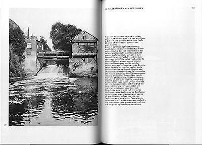 Watermolens tussen Vecht en Oude IJssel  Wassermühlen Müller Mühlen 8