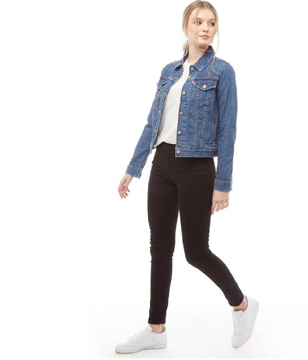 2998300050 Authentic BRAND NEW LEVI/'S Slimming Slim Woman/'s Jeans