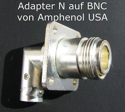 5 Stueck BNC Buchse auf Buchse HF-Steckverbinder Adapter DE L4P9