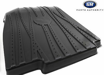 OEM NEW Front All Weather Floor Liners Black w//Buick Logo 17-20 Encore 42533128