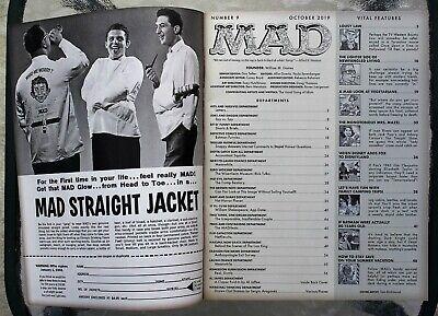 Mad Magazine; October, 2019; Tarantino Time Warp Issue; Last Newsstand Issue 3