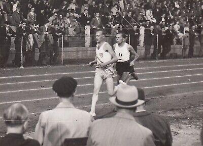 Athletisme, Rochard 4 Photos argentiques 1938/42/ ©Trampus 5