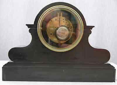 Huge 1869 Victorian Clock, 14-day Marti Movement, Visible Brocot Escapement 7