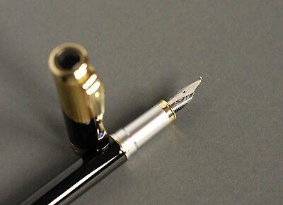 Edler Füller Füllhalter Füllfederhalter Jinhao 9009 mit Iridiumspitze 8