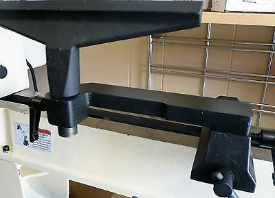 Wood Lathe 1 X 8 Tool Rest Banjo Extension Arm For Large Bowl