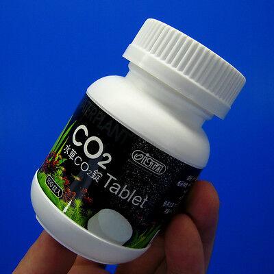 CO2 Tablet dissolvent pour les plantes eau aquarium de réservoir de poissons 4