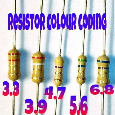 100 Airbag Resistors Trade pack bypass light all makes 6