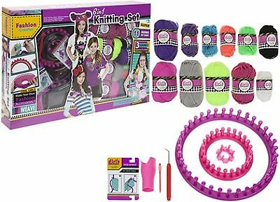 Cool girls creation style me up knitting set kit studio Style me up fashion tape creations