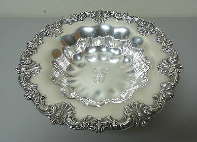 """Gorgeous American Redlich & Co Sterling Silver Large 10.5"""" Compote / Centerpiece 2"""