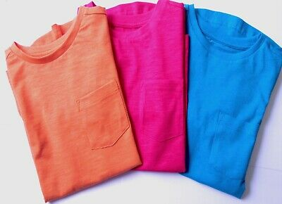 Kids Boys/Girls Unisex Crew Neck Short Sleeves T-Shirt Top 100% Cotton 5 to10YRS 4