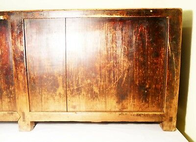 Antique Chinese Coffee Table/Treasure Trunk (2858), Circa 1800-1849 3