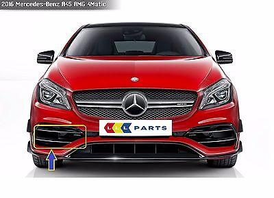 NUOVO Originale Mercedes Benz A45 CLASSE W176 AMG CONDOTTO D/'ARIA ANTERIORE DESTRA GRILL titolare