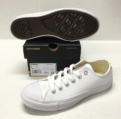 660927faed8558 CONVERSE LEATHER LOW Top Ox Chuck Taylor All Star -  49.99