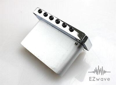 WILKINSON LICENSED 2 Point Modern Type Tremolo Bridge Chrome for Strat  Guitar