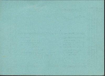 BERLIN, Ausweis-Karte 1937, Tabak-Waren-Großhändler NEUKIRCH/LAUSITZ 2
