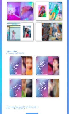 MAMAMOO [WHITE WIND] 9th Mini Album CD+POSTER+Photo Book+2p Card+Frame SEALED 9
