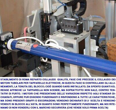 Sali Scendi Tapparella Motori 220 V 8 Da 40 Kg E 2 Da 90 Kg Serranda Avvolgibile 7
