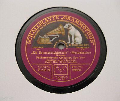 """Arturo Toscanini Phil.Orch.N.Y. - """"Sommernachtstraum"""" Scherzo / Nocturne (01)"""