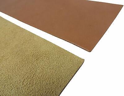 "2 Piece French Leather Strop Kit 3 x 10"" each with 1.2 oz Chromium Oxide 4"
