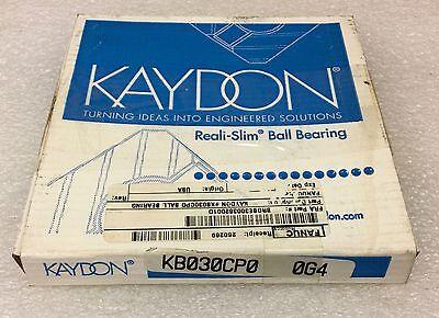 Kaydon Kb030Cp0 Reali-Slim Precision Ball Bearing New In Box 3