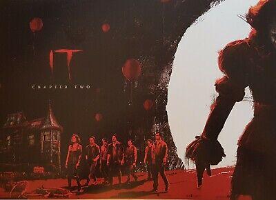 IT Chapter 1 & Chapter 2 Stephen King posters - Odeon UK Cinemas Exclusive 3