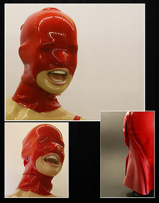 """★★★★ LATEXTIL ★★★★ Latexmaske """"OpenMouth"""" LATEXTIL mask rubber NEW 2"""
