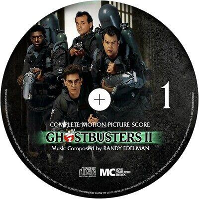 Ghostbusters 2 Complete Score & Songs 2CD Randy Edelman 5