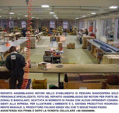 Tapparella Automatica Serranda Avvolgibile Da 40 Kg Per Motore Elettrico 220 V 10