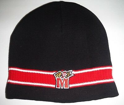2a3359df02d ... Maryland Terrapins Top of the World Beanie   Toque   Knit Hat Black  NCAA 2