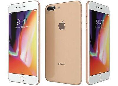 Apple iPhone 8 Plus 64GB (Factory Unlocked) Smartphone A 4