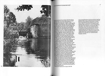 Watermolens tussen Vecht en Oude IJssel  Wassermühlen Müller Mühlen 7