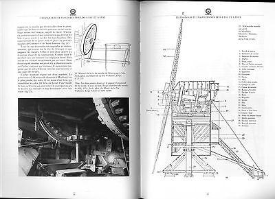 Moulins en Hainaut Hannonia  Mühlengeschichte Müller Windmühlen Mühlentechnik 4