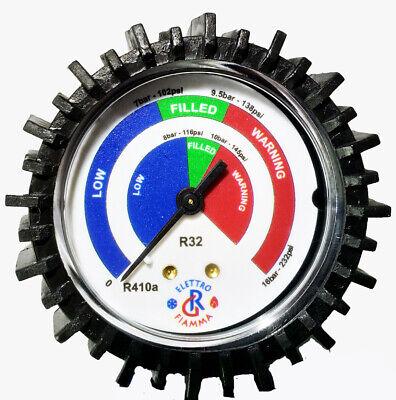 SMART TESTER GAS R32 R410a TEST VERIFICA e RICARICA il CONDIZIONATORE PROFESSION 2
