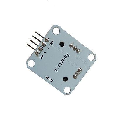 1PCS New PSP 2-Axis Analog Thumb GAME Joystick Module 3V-5V For arduino PSP K9 4
