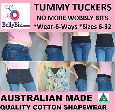 INSTANT TUMMY TUCK SHAPEWEAR Slim Top Shaper Cami Waist Trainer Sz 10 12 14 16++
