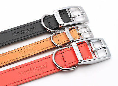 Personalised Custom Leather Dog Puppy Collar | Design Your Unique Pet Id Tag 2