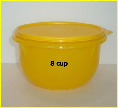 Tupperware ONE (1) 6-CUP WONDERLIER BOWL SALSA VERDE / KIWI LIME GREEN NEW 4