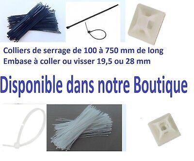 Embout de cablage, embout  fil souple isolé  0.5 mm²  à  25 mm² simple ou double 10