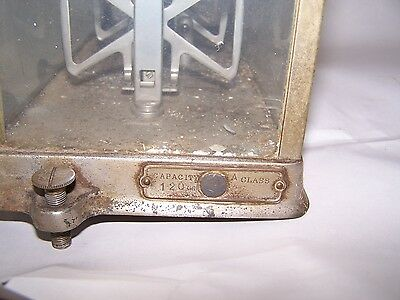 Pharmacy Scale Antique Advertising Drug Store USA Torsion Balance Co