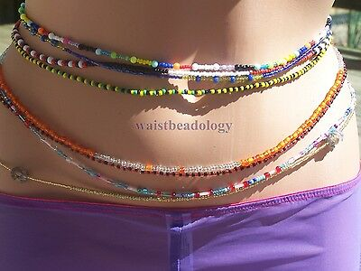 No For Sale Meaning Of Waist Beads African Waist Beads 143 05 Picclick Uk